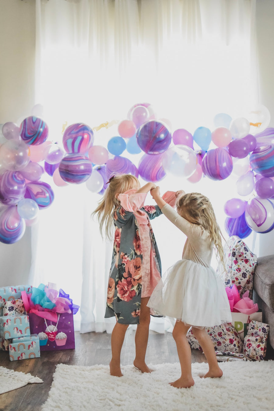 unicorn birthday ideas