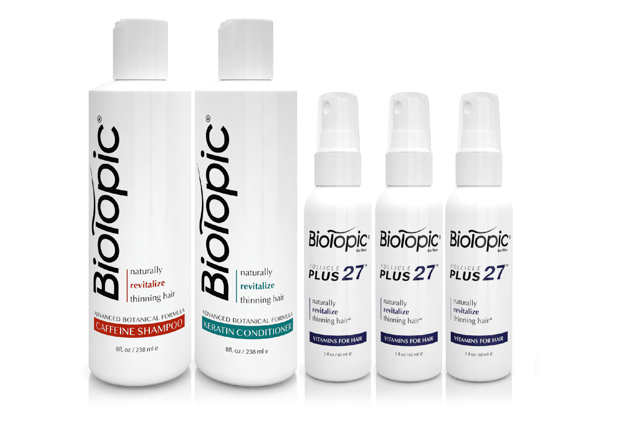 Biotopic Hair Regrowth for men