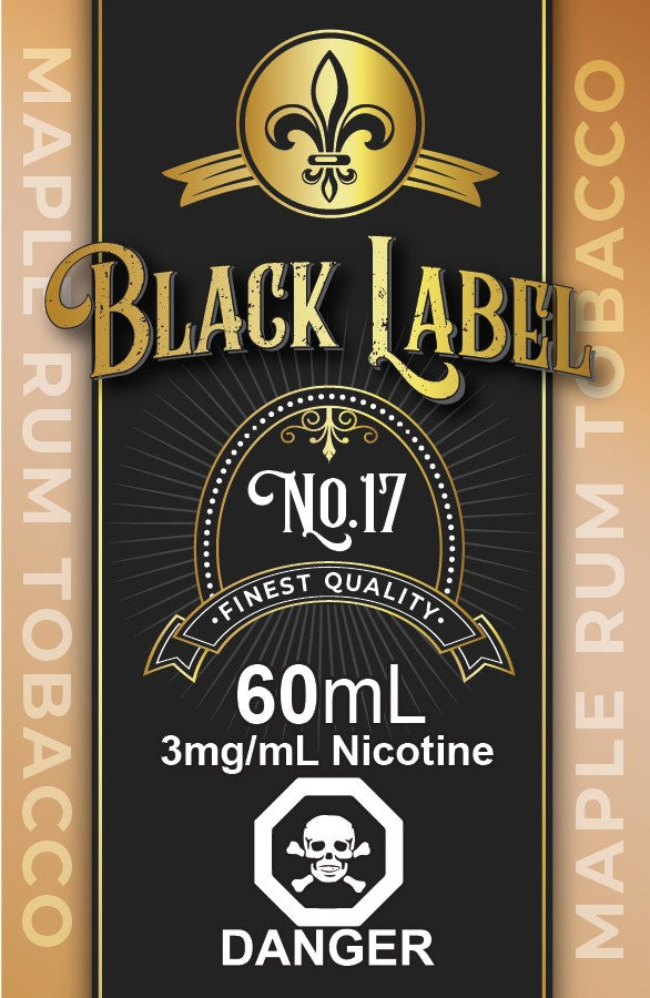 No. 17 - Maple Rum Tobacco