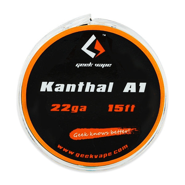 Kanthal A1 Tape Wire