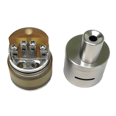 Authentic Haze Dripper Tank from VapeHead Origins