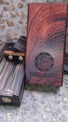 Blood Line Bloodworx mechanical box mod