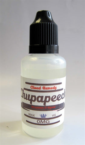 Chupapeech Cloud Remedy Ejuice Juice Eliquid