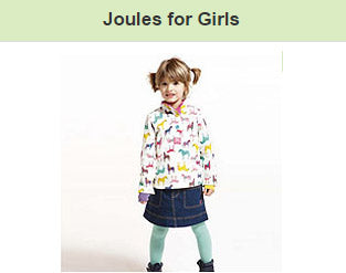 Joules for Girls