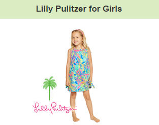 Lilly Pulitzer for Girls