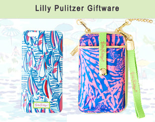 Lilly Pulitzer Giftware, Cell Covers & Jewelry
