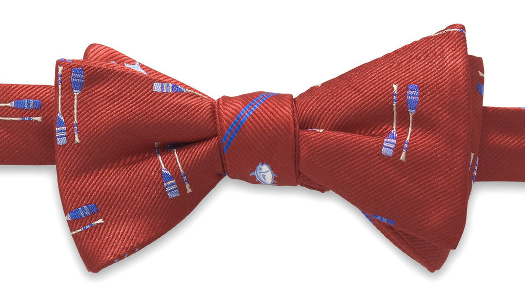 Southern Tide Paddle Jack Bow Tie - Red