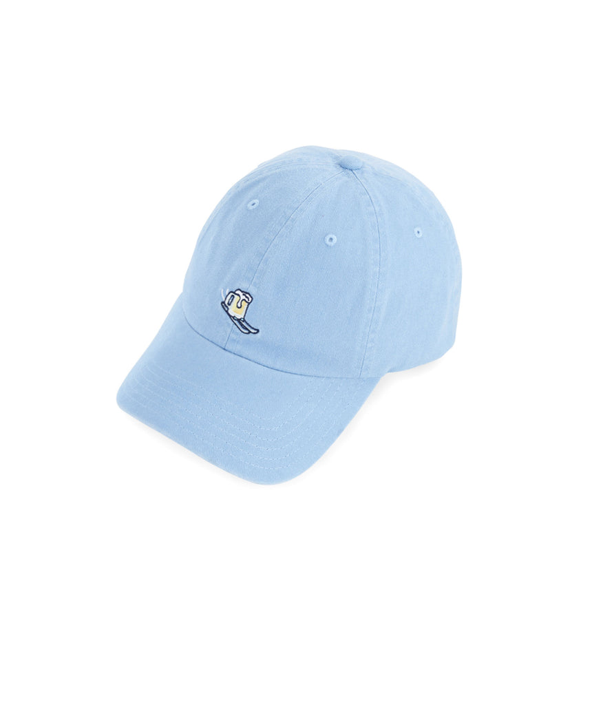 Vineyard Vines Brewski Classic Twill Hat - Jake Blue