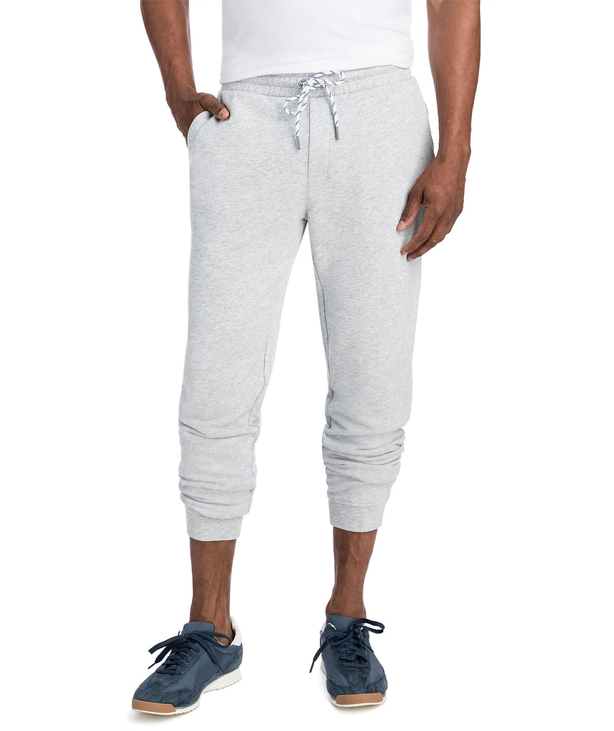 Vineyard Vines Men's Heritage Terry Jogger Pants - Gray Heather
