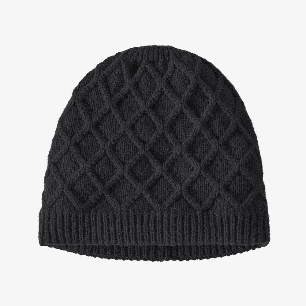 Patagonia Women's Honeycomb Knit Beanie - Black