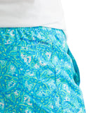 Vineyard Vines 3 1/2 Inch Sand Dollar Allover Performance Shorts - Turqs