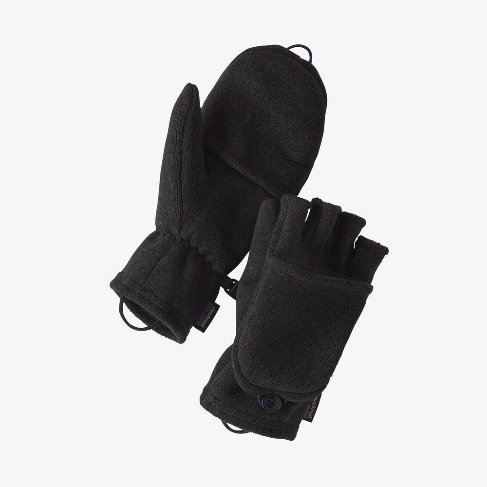 Patagonia Better Sweater™ Fleece Gloves - Black