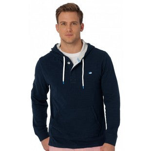Southern Tide Pullover Hoodie - True Navy