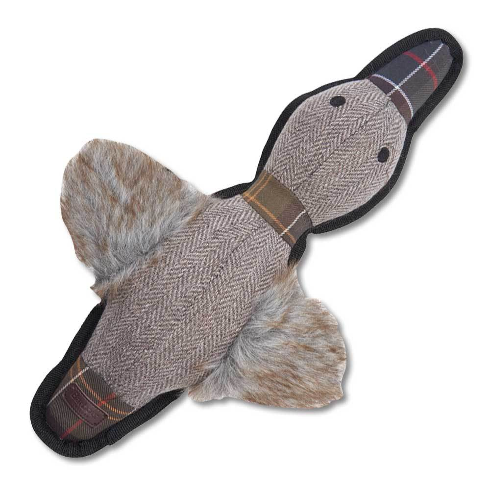 Barbour Duck Dog Toy