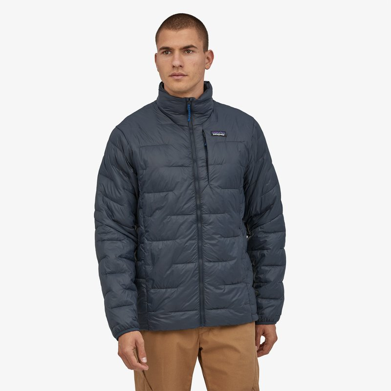 Patagonia Men's Macro Puff® Jacket - Smolder Blue