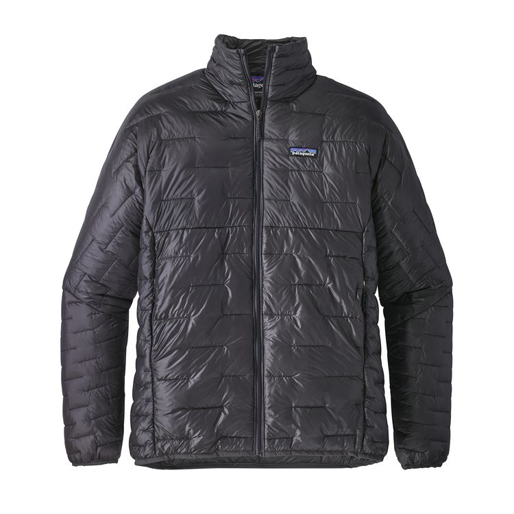 Patagonia Men's Micro Puff® Jacket - Forge Grey