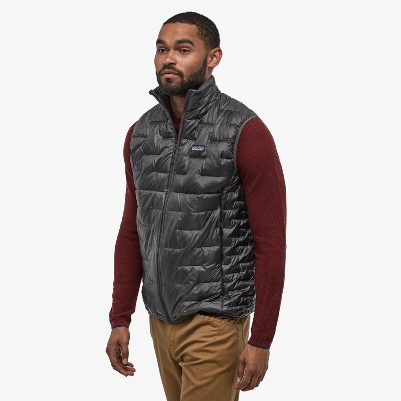 Patagonia Men's Micro Puff® Vest - Forge Grey