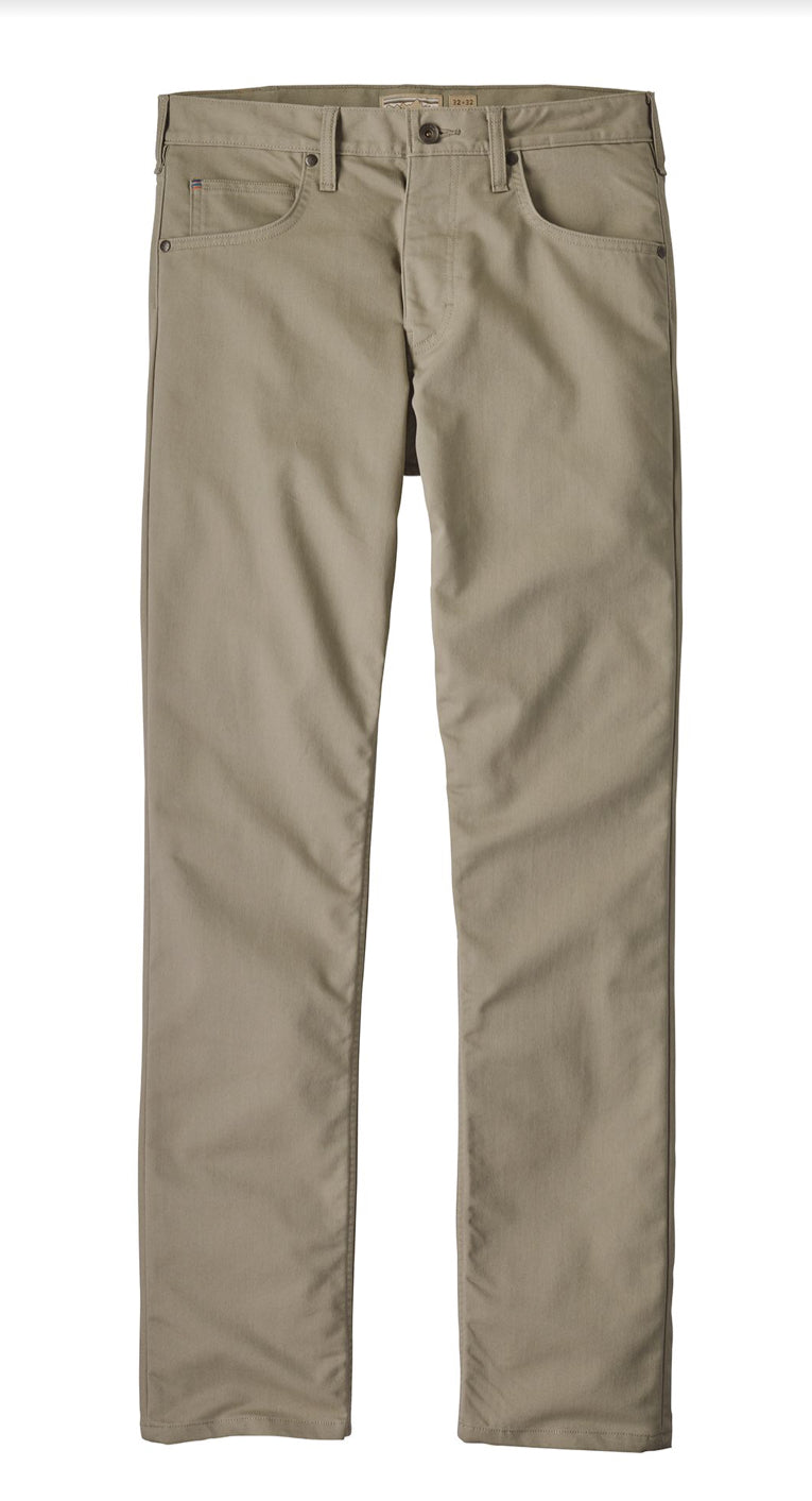 Patagonia Men's Performance Twill Jeans (Regular) - Shale