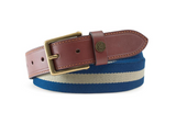 Southern Tide Surcingle Leather Belt