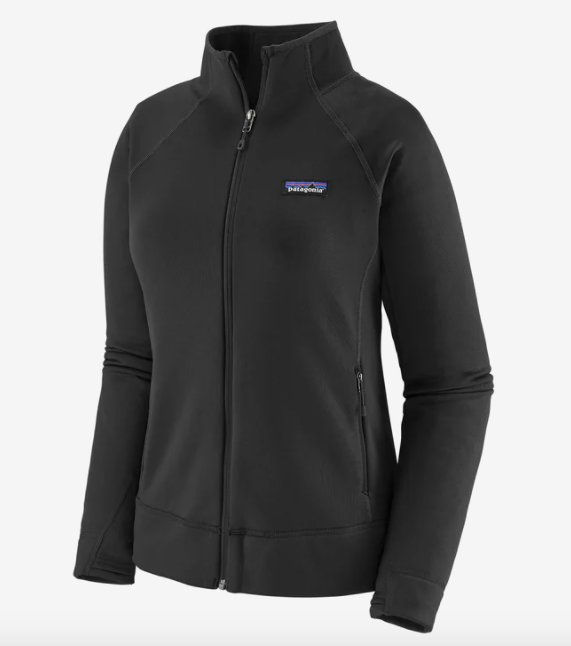 Patagonia Women's Crosstrek Fleece Jacket - Black