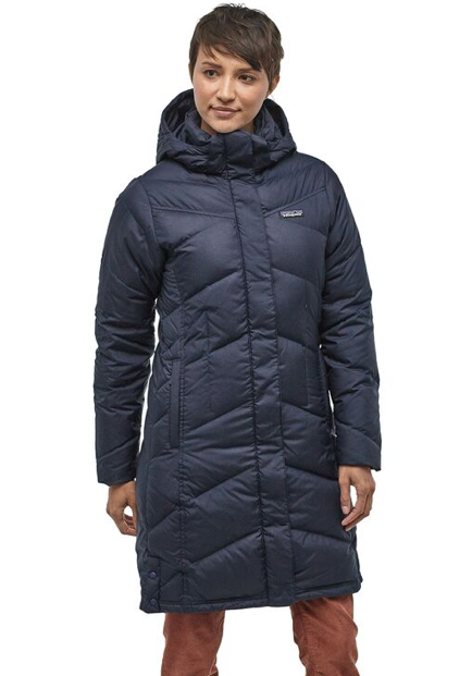 Patagonia Women's Down With It Parka - New Navy