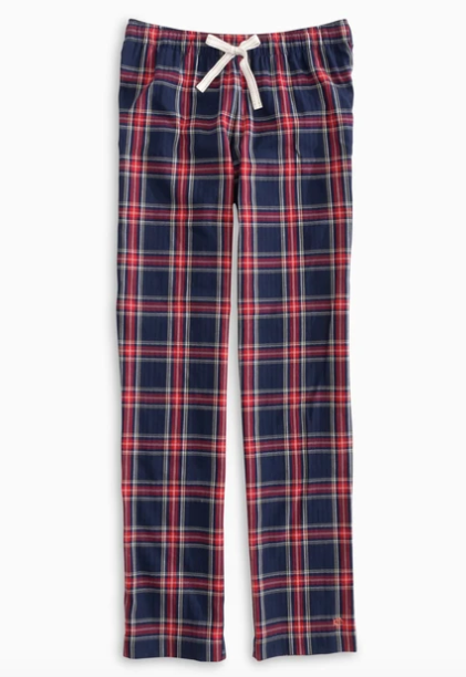 Southern Tide Women's Plaid Lounge Pant