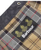 Barbour Waxed Cotton Hood - Rustic, Sage, and Navy
