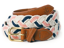 Kiel James Patrick Croffix Sailing Belt - Honey Fitz