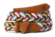 Kiel James Patrick Croffix Sailing Belt - Tristram Calm Winds