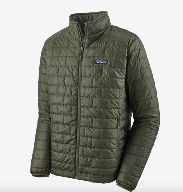 Patagonia Men's Nano Puff® Jacket - Kelp Forest