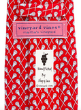 Vineyard Vines Lacrosse Tie - Red