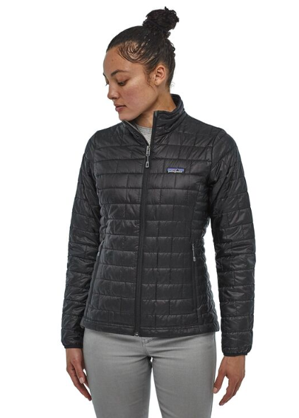 Patagonia Women's Nano Puff® Jacket - Black