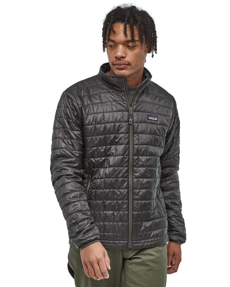Patagonia Men's Nano Puff® Jacket - Forge Grey