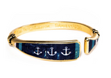 Kiel James Patrick Anchored Coast Bracelet