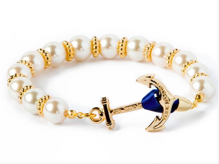 Kiel James Patrick Atlantic Pearl Bracelet Collection- Jackie in Newport