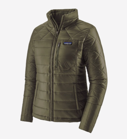 Patagonia Women's Radalie Jacket - Basin Green