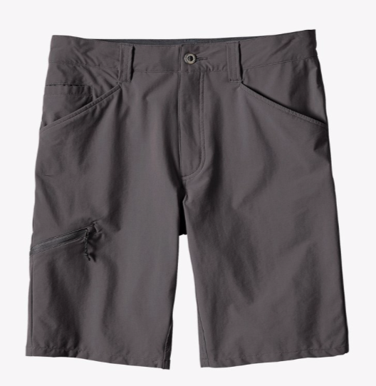 "Patagonia Men's Quandary Shorts - 10"" - Forge Grey"