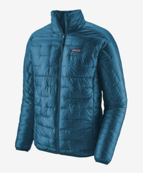 Patagonia Men's Micro Puff® Jacket - Balkan Blue