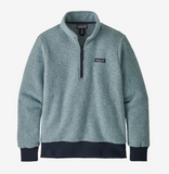 Patagonia Women's Woolyester Fleece Pullover - Big Sky Blue