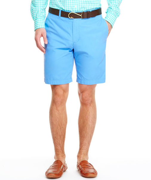 Vineyard Vines 9 Inch Summer Club Shorts - Bimini Blue