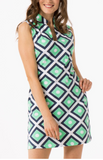 Mahi Gold Sleeveless MAHI Tunic Dress - The Island Lagoon