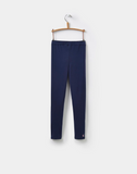 Joules Girl's Emilia Jersey Leggings - French Navy