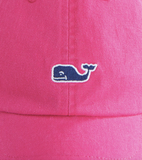 Vineyard Vines Women's Classic Washed Baseball Hat - Rhododendron