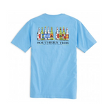 Southern Tide Happy Hour T-Shirt - Ocean Channel
