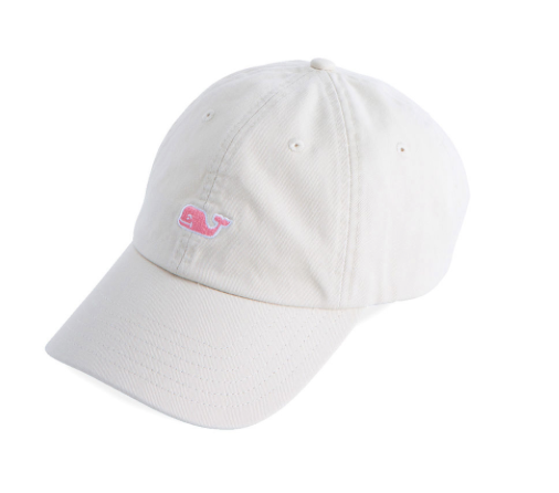 Vineyard Vines Women s Classic Washed Baseball Hat - Pebble  c5fe8964241c