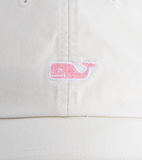 Vineyard Vines Women's Classic Washed Baseball Hat - Pebble