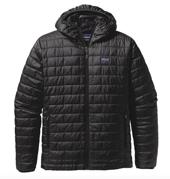 Patagonia Men's Nano Puff® Hoody - Black