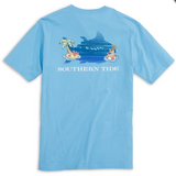 Southern Tide Reindeer Games T-Shirt - Ocean Channel