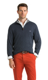 Vineyard Vines Cotton 1/4-Zip - Hyannis