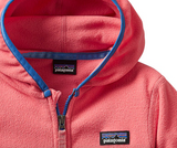 Patagonia Baby Micro D® Snap-T® Fleece Jacket - Craft Pink